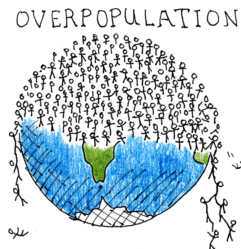 overpopulation opinion essay Looking for free overpopulation problems essay essays with examples over 10 full length free essays, book reports, and term papers on the topic overpopulation.